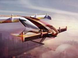 airbus's flying car will cost the same as ground taxi trip