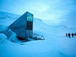 'doomsday' seed vault in the arctic has flooded