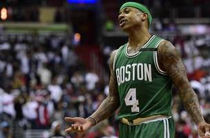 The Boston Celtics have the No. 1 pick -- and an Isaiah Thomas problem