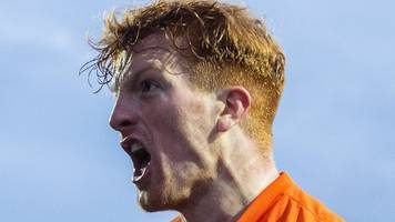 falkirk 1-2 dundee united (aggregate 3-4)