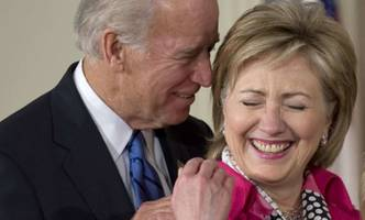 biden bashes hillary: she was never a great candidate, i was a great candidate