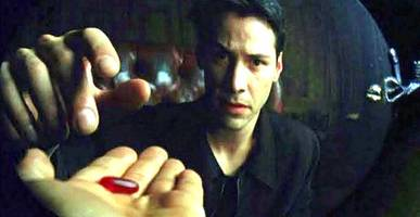 bill blain: take the red pill, and let's see how deep this rabbit hole takes us