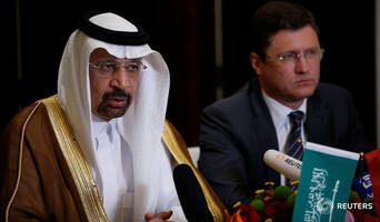 Here Are The Three Choices Facing OPEC Next Week