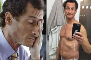 weiner gets roasted: set to plead guilty to sexting with a minor