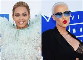 beyonce furious at amber rose for 'becky with the short hair' tweet