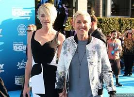 Portia de Rossi Jealous Over Ellen DeGeneres' Flirty Friendship With 'Sexy Movie Stars'