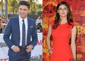 Zac Efron and Alexandra Daddario Fuel Dating Rumors as They Enjoy Boat Ride in Sydney