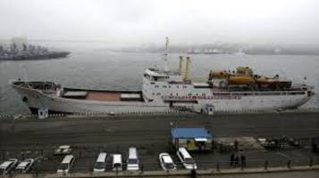 Ferry service opens between North Korea and Russia