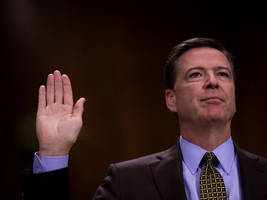 Comey Latest: Former FBI Director Will Testify In Public