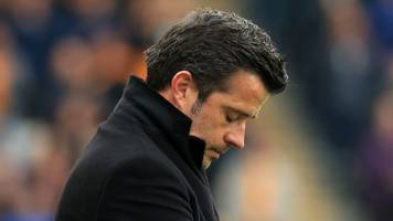 'It's my goal to work in the Premier League' - Hull want Silva to stay but manager yet to decide
