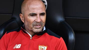 jorge sampaoli: sevilla boss says argentina want him