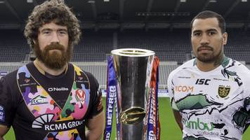 super league magic weekend: hull fc v st helens