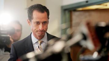 Anthony Weiner Pleads Guilty In Underage Sexting Scandal
