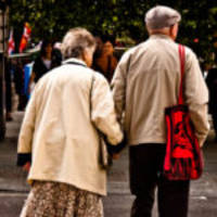 Conservatives launch attack on elderly with dementia tax and cuts to winter fuel allowance