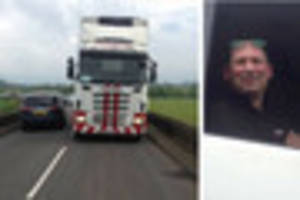 Trucker who broke Swarkestone Bridge weight limit called...