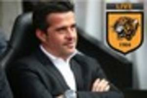 LIVE Hull City news as Marco Silva holds press conference and...