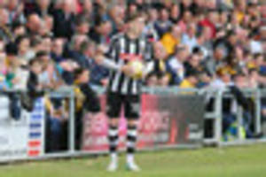 Notts County is where I want to be, says Elliott Hewitt as he...