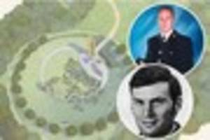 Plymouth police officers to be honoured on national memorial
