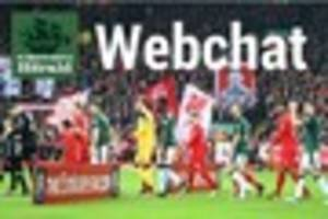 Plymouth Argyle webchat LIVE: We answer your questions