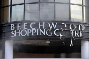 what's next? stage set for john lewis as beechwood shopping centre comes down