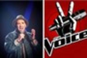 the voice is coming to devon next week -  and here's how you can...