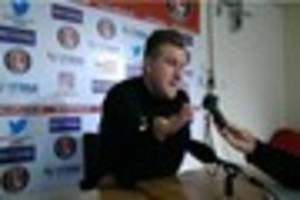Charlton Athletic's Karl Robinson: 'I'm not a manager who does...