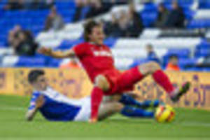 charlton in three-way fight for ex-birmingham city man with...
