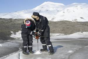 China Says They've Discovered Methane Mining Success For 'Flammable Ice'