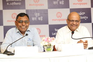 Murugappa Group Records Highest Ever EBITDA of Rs. 4,065 Cr in FY 2016-17, a 34% Growth Over Previous Year; PBT Grows 59%; Market Capitalisation Surges to $8 Billion