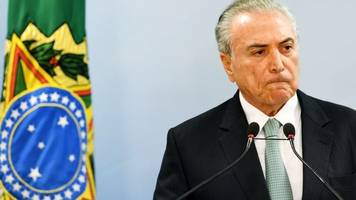 Michel Temer: Brazil president faces new corruption accusations