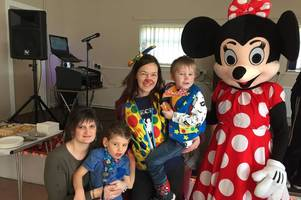 this is how you can help send a group of youngsters to disneyland