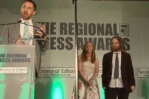 walesonline has been named website of the year at the regional press awards