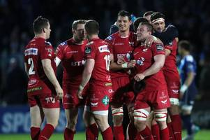 the player ratings as the scarlets stun leinster to reach guinness pro12 final