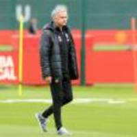 Jose Mourinho admits inexperienced Manchester United line-up is far from ideal