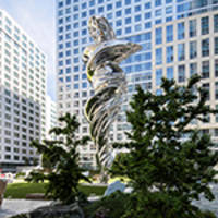Trinity Properties Celebrates the Grand Opening of San Francisco's Newest Public Art Space, Piazza Angelo, and its 92-Foot Centerpiece, Venus