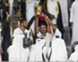 Barcelona icon Xavi follows in Real Madrid legend Raul's footsteps with Emir Cup win for Al Sadd