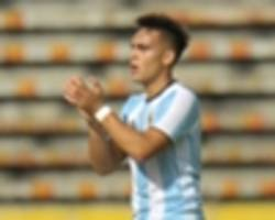 video: referee uses video technology to send off argentina's martinez at fifa u20 world cup