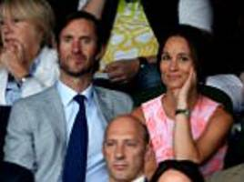 Pippa Middleton's wedding big on money and short on class