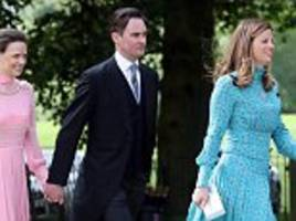 Stylish guests arrive at Pippa Middleton's wedding