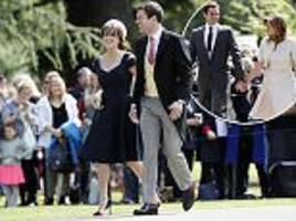 Pippa Middleton's wedding: Stylish guests arrive