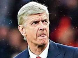 Arsenal hoping for final day chaos in race for top four