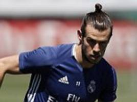 Gareth Bale named in Real Madrid's squad for Malaga clash