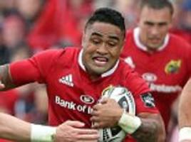 munster 23-3 ospreys: francis saili sets up scarlets clash