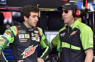 Chase Elliott wins fan vote while Bowyer, Blaney, Suarez advance to Monster Energy All-Star Race