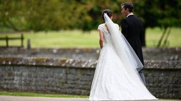 In pictures: Pippa Middleton marries James Matthews