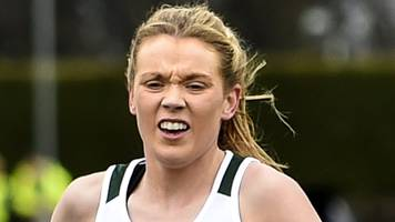 emma mitchell achieves commonwealth 10,000m standard with latest ni mark