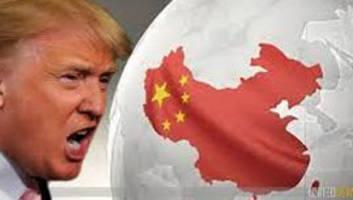 chinese media warns us social division shows western democracy is crumbling