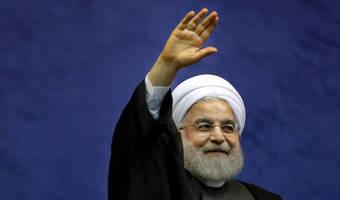 Rouhani Re-elected Iran President In Landslide Victory