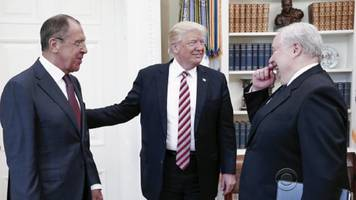 We Did Not Touch On That At All: Lavrov Denies Trump Said Comey Is A Nut Job