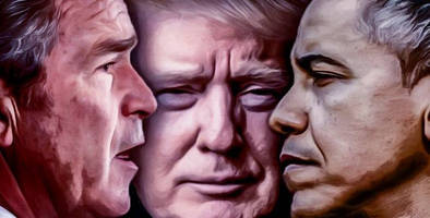 you may be suffering from presidential derangement syndrome